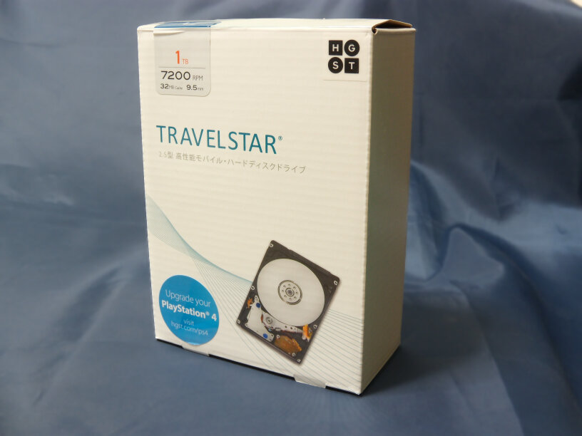 Traverstar 7K1000 packageの画像